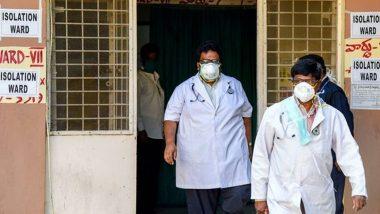 COVID-19 Outbreak in HYD: హైదరాబాద్లో మరో 36 మందికి కరోనావైరస్ లక్షణాలు? ఇంకా నిర్ధారణ కావాల్సి ఉందని వెల్లడించిన వైద్యాధికారులు, 104 హెల్ప్లైన్ నెంబర్ ప్రారంభం