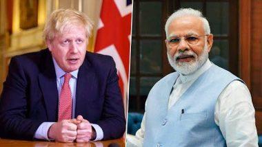 UK PM Boris Johnson: బ్రిటన్ ప్రధాని బోరిస్ జాన్సన్కు సోకిన కరోనావైరస్, 'మీరొక ఫైటర్.. మీరు దీనిని జయిస్తారు' అంటూ ధైర్యాన్ని నూరిపోసిన భారత ప్రధాని నరేంద్ర మోదీ