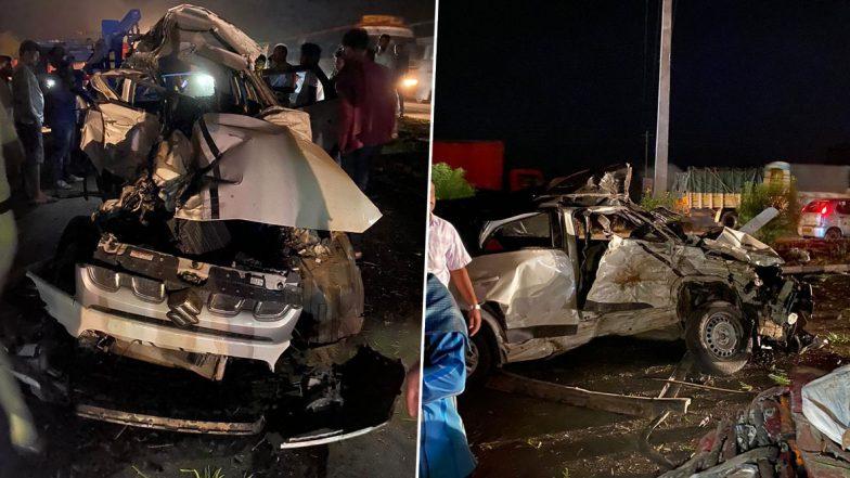 Byaladakere Car Accident: కర్ణాటకలో ఘోర రోడ్డు ప్రమాదం, 13 మంది దుర్మరణం, మరో ఐదుగురి పరిస్థితి విషమం, మృతులను కర్ణాటక, తమిళనాడుకు చెందిన వారుగా గుర్తింపు