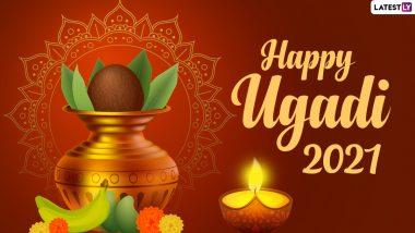 Happy Ugadi 2021 Wishes: శ్రీ ప్లవనామ సంవత్సర ఉగాది శుభాకాంక్షలు. షడ్రుచుల లాంటి ఉగాది 2021 గ్రీటింగ్స్, Messages, Quotes, Images, Status, Greetings, HD Wallpaper, Pics ఉగాది విశిష్టతతో అందిస్తున్నాం