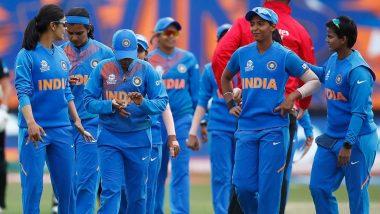 ICC Women's T20 World Cup: ప్రపంచ కప్ను ముద్దాడేందుకు అడుగు దూరంలో, ఫైనల్కి చేరిన భారత మహిళా జట్టు, వర్షం కారణంగా ఇంగ్లండ్తో మ్యాచ్ రద్దు, నేడు తేలిపోనున్న భారత్ ఫైనల్ ప్రత్యర్థి