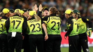 ICC Women's T20 World Cup 2020 Final: తడబడిన ఇండియా, మరోసారి చాంఫియన్గా అవతరించిన ఆస్ట్రేలియా, మొత్తం 5 సార్లు ప్రపంచకప్ గెలిచిన జట్టుగా రికార్డు