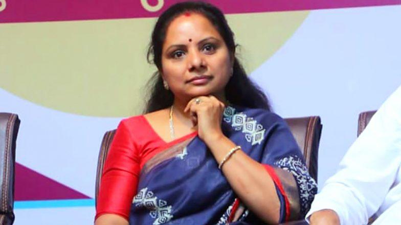 Nizamabad MLC Election Result: నిజామాబాద్ ఎమ్మెల్సీ ఎన్నికల్లో కల్వకుంట్ల కవిత ఘన విజయం, పోటీ ఇవ్వలేకపోయిన ప్రత్యర్థి పార్టీలు, 824 ఓట్లలో 728 ఓట్లను సాధించిన టీఆర్ఎస్ మాజీ ఎంపీ