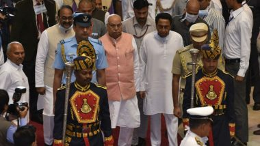 Madhya Pradesh Crisis: బల పరీక్షకు ముందే మధ్యప్రదేశ్ ముఖ్యమంత్రి పదవికి రాజీనామా చేసిన కమల్ నాథ్, మరో రాష్ట్రాన్ని బీజేపీ చేతిలో పెట్టిన కాంగ్రెస్ పార్టీ