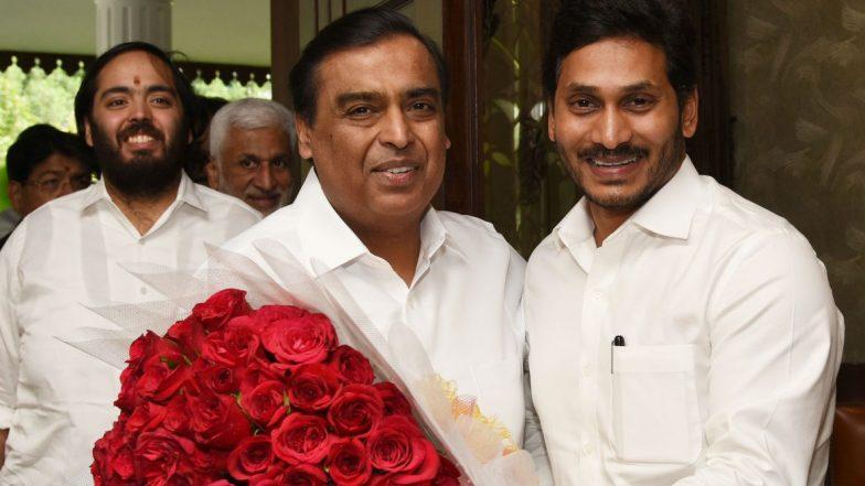 Rajya Sabha Elections: ఏపీలో ఫలించిన అంబానీ వ్యూహం, ఏపీ నుంచి రాజ్యసభకు వెళ్లే ఆ నలుగురు పేర్లు బయటకు వచ్చేశాయి, వైసీపీలో చేరిన డొక్కా మాణిక్య వర ప్రసాద్