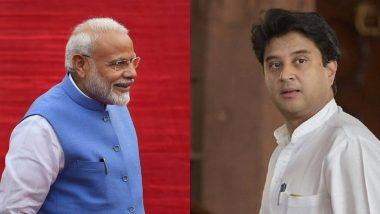 Jyotiraditya Scindia Joins BJP:  'ఈ దేశం ప్రధాని నరేంద్ర మోదీ చేతుల్లో సురక్షితంగా ఉంది'. బీజీపీలో చేరిన జ్యోతిరాదిత్య సింధియా, ప్రధాని మోదీపై ప్రశంసలు