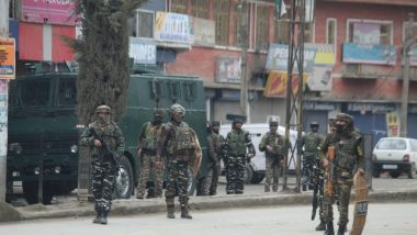 Jammu And Kashmir: ఎన్కౌంటర్లో నలుగురు తీవ్రవాదులు హతం, అనంతనాగ్ జిల్లాలో భద్రతా దళాలు, తీవ్రవాదుల మధ్య కాల్పులు