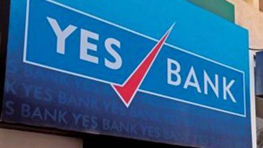 YES Bank Crisis: ఓ 'ఎస్' ఇకపై రూ.50 వేల కంటే ఎక్కువ నగదు ఉపసంహరించుకోరాదు, ఎస్ బ్యాంక్పై ఆర్బీఐ ఆంక్షలు, పతనమవుతున్న ఎస్ బ్యాంక్ షేర్లు, బ్యాంకుల ఎదుట ఖాతాదారుల భారీ క్యూలు