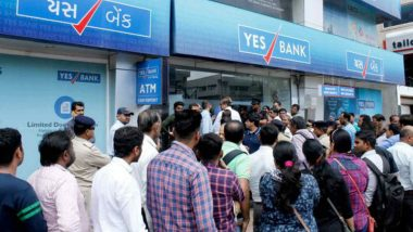 YES Bank Reconstruction Scheme: యస్ బ్యాంక్ రీకన్స్ట్రక్షన్ స్కీమ్, మారటోరియం విధించిన 24 గంటల తర్వాత ప్లాన్, ఇప్పటికే యస్ బ్యాంకు బోర్డు సస్పెండ్