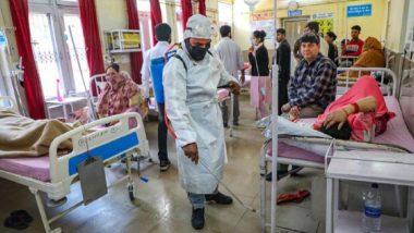 Coronavirus Spread in India: ఇండియాలో ఒక్కరోజే 227 కేసులు నమోదు, రోజురోజుకు పెరుగుతున్న కరోనా కేసుల సంఖ్య, మొత్తం 1251కి చేరిన కోవిడ్ 19 పాజిటివ్ కేసులు
