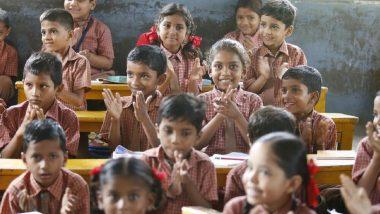 AP Schools Re-open Date: ఏపీలో రేపటి నుంచి మోగనున్న బడి గంటలు, మొదటగా 9,10 విద్యార్థులకు తరగతులు, మీడియాకు వెల్లడించిన విద్యాశాఖ మంత్రి ఆదిమూలపు సురేష్