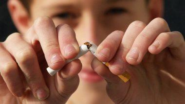 Nicotine on COVID-19: పొగతాగే వారికి కరోనావైరస్ ముప్పు తక్కువా? నికోటిన్ పొర వైరస్ సోకకుండా అడ్డుకట్ట వేస్తుందని చెప్తున్న తాజా అధ్యయనం, ఇంకా నిర్ధారణ కాలేదని వెల్లడి