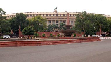New Parliament Building Contract: టాటాకే పార్లమెంట్ కొత్త భవన నిర్మాణ కాంట్రాక్ట్, రూ. 861.90 కోట్లకు దక్కించుకున్న టాటా గ్రూప్, త్రిభుజాకార భవనంగా పార్లమెంట్ నిర్మాణం