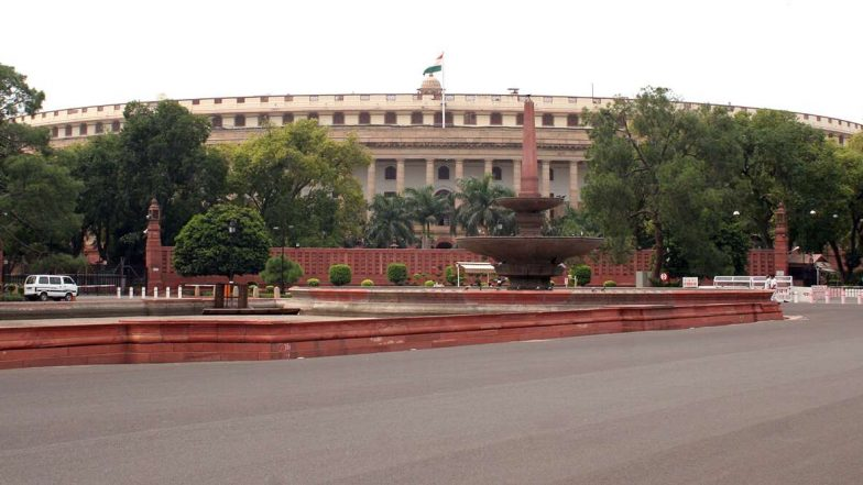 Parliament Monsoon Session: ఎంపీలకు కరోనా, పార్లమెంట్ సమావేశాలకు ముందే కోవిడ్ కలకలం, సెప్టెంబర్ 14 నుంచి అక్టోబర్ 1 వరకు కొనసాగనున్న పార్లమెంట్ వర్షాకాల సమావేశాలు