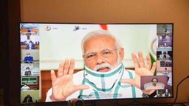 PM Modi 5th Video Conference: మన ముందు పెద్ధ ఛాలెంజ్ ఉంది, రాష్ట్రాల ముఖ్యమంత్రులతో ప్రారంభమైన ప్రధాని మోదీ 5వ వీడియో కాన్ఫరెన్స్ సమావేశం