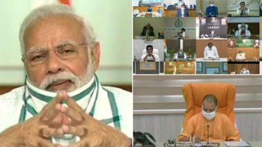 PM Modi Meeting with CMs: లాక్డౌన్ కొనసాగింపుకే ప్రధాని మొగ్గు చూపారా?, రాష్ట్రాల ముఖ్యమంత్రులతో ప్రధాని మోదీ వీడియో కాన్ఫరెన్స్, తుది నిర్ణయం ఎప్పుడంటే...?