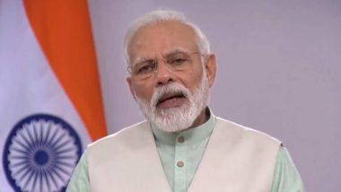 PM Narendra Modi Message: ఈ ఆదివారం ఏప్రిల్ 5న రాత్రి 9 గంటలకు 9 నిమిషాల పాటు లైట్స్ ఆఫ్ చేసి జ్యోతులు వెలిగించాలి, దేశ ప్రజలంతా మహా జాగరణ చేయాలి. దేశ ప్రజలకు ప్రధానమంత్రి నరేంద్ర మోదీ వీడియో సందేశం