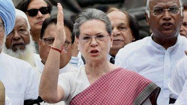 Sonia Gandhi: కరోనా పేరుతో బీజేపీ మత రాజకీయాలు చేస్తోంది, వలస కూలీలకు వెంటనే ఆహార భద్రత కల్పించండి, కీలక వ్యాఖ్యలు చేసిన సోనియా గాంధీ