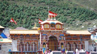 Badrinath Temple: మే 15న తెరుచుకోనున్న బద్రీనాథ్ ఆలయ ద్వారాలు, పూజారితో సహా 27 మంది మాత్రమే హాజరు, కోవిడ్ 19 పరీక్షలు పూర్తి చేసుకున్న ఆలయ పూజారి