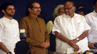 Maharashtra Politics: మళ్లీ రసకందాయంలో 'మహా' రాజకీయాలు, రాష్ట్రపతి పాలనకు అవకాశం లేదన్న శివసేన ఎంపీ సంజయ్ రౌత్, మాతోశ్రీలో శరద్ పవార్ & సిఎం ఉద్ధవ్ థాకరే భేటీ