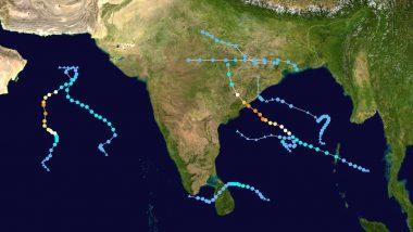 Burevi Cyclone: మరో 12 గంటల్లో వాయుగుండంగా మారనున్న అల్పపీడనం, డిసెంబర్ 2న ట్రింకోమలీ వద్ద బురేవి తుఫాన్ తీరం దాటే అవకాశం, తమిళనాడు, ఏపీ, కేరళకు భారీ వర్ష ముప్పు