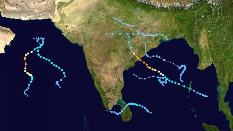 Amphan Cyclone: ఏపీకి ఎంఫాన్ రూపంలో తుపాను గండం, భారీ నుంచి అతి భారీ వర్షాలు కురిసే అవకాశం, తుపాను పట్ల అధికారులు అప్రమత్తంగా ఉండాలని ఏపీ సీఎం ఆదేశాలు