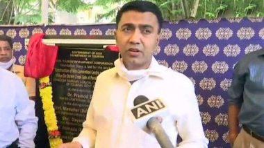 Goa Extends COVID Curfew: ఈ నెల 21వ తేదీ వరకు కర్ఫ్యూ పొడిగింపు, కీలక నిర్ణయం తీసుకున్న గోవా ప్రభుత్వం, శనివారం 472 కొత్త కరోనా కేసుల నమోదు