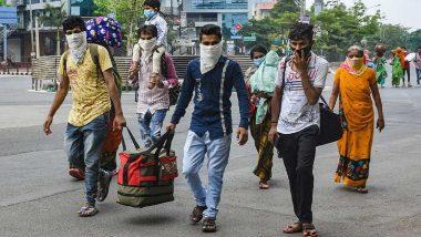 HYD Builders Pay for Air Ticket: ఖాళీ అయిన హైదరాబాద్, వలస కార్మికులు లేక కుదేలయిన అన్ని రంగాలు, వారిని తిరిగి పనుల్లోకి రప్పించుకునేందుకు నానా అగచాట్లు