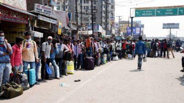 Supreme Court on Migrant Crisis: వలస కార్మికుల నుండి ఛార్జీలు వసూలు చేయకూడదు, వారికి ఆహారం, నీరు అందించాలి, రాష్ట్రాలకు కీలక ఆదేశాలు జారీ చేసిన అత్యున్నత న్యాయస్థానం