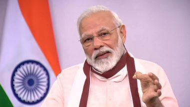 PM Modi to IITians: కొత్తగా ఆలోచించండి..! ఐఐటీ వార్షికోత్సవంలో పాల్గొన్న ప్రధాని నరేంద్ర మోదీ, కొవిడ్ తర్వాత టెక్నాలజీ, నూతన ఆవిష్కరణలదే కీలకపాత్ర అని వ్యాఖ్య