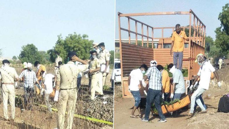 Aurangabad Train Accident: మహారాష్ట్రలో ఘోర రైలు ప్రమాదం, వలస కూలీల పైనుంచి దూసుకెళ్లిన గూడ్స్ రైలు, 16 మంది మృతి, పరిస్థితిని పర్యవేక్షించాలని అధికారులను ఆదేశించిన ప్రధాని నరేంద్ర మోదీ