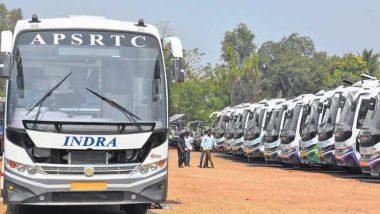 APSRTC Special Buses: దసరా నేపథ్యంలో 1,850 ప్రత్యేక సర్వీసులకు ఏపీఎస్ఆర్టీసీ గ్రీన్ సిగ్నల్, తెలంగాణతో ఇంకా కొలిక్కిరాని చర్చలు, జోరు పెంచిన ప్రైవేటు ఆపరేటర్లు