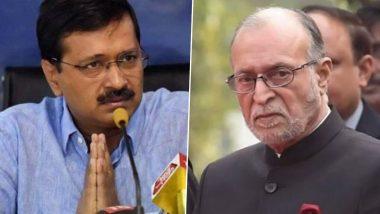 LG Overrules Delhi CM's Order: దిల్లీలో ఎక్కడివారికైనా వైద్యం అందించాల్సిందే! సీఎం కేజ్రీవాల్ ఆదేశాలను రద్దు చేసిన లెఫ్టినెంట్ గవర్నర్ అనిల్ బైజల్, అసంతృప్తి వ్యక్తం చేసిన ముఖ్యమంత్రి