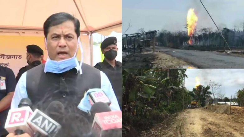 Assam Oil Field Fire: అస్సాంలో ఇంధన బావిలో భారీగా ఎగిసిపడుతున్న మంటలు, ఆర్పేందుకు రంగంలోకి దిగిన ఎయిర్ఫోర్స్, ఆర్మీ, పారామిలిటరీ దళాలు