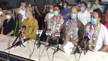 Manipur Govt Trouble: బీజేపీకి తొలిసారి ఎదురుదెబ్బ, సంక్షోభంలో మణిపూర్ సర్కార్, ప్రతిపక్ష కాంగ్రెస్కు మద్దతు ప్రకటించిన తిరుగుబాటు ఎమ్మెల్యేలు