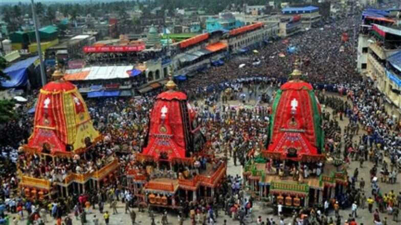 Jagannath Rath Yatra 2020: నేటి నుంచి పూరీ జగన్నాథ రథయాత్ర, ప్రజలు లేకుండా జగన్నాథుడి ఊరేగింపు, యాత్ర సవ్యంగా సాగేందుకు ఆలయ యాజమాన్య కమిటీదే బాధ్యతన్న సుప్రీంకోర్టు