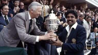 1983 World Cup Memories: అంచనాలు లేకుండానే విశ్వవిజేత, భారత్ తొలి ప్రపంచకప్ సాధించి నేటితో 37 ఏళ్లు, ఈ తీపి గుర్తులపై స్పెషల్ స్టోరీ