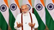 PM Modi to Address Nation: ప్రధాని మోదీ ప్రసంగం దాని మీదనేనా? సాయంత్రం ఆరు గంటలకు జాతినుద్దేశించి ప్రసంగించనున్న ప్రధాని, దేశంలో తగ్గుముఖం పట్టిన కరోనా