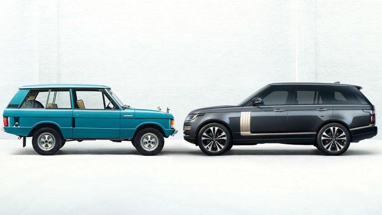 Range Rover Fifty Limited-Edition: 50 వసంతాల రేంజ్ రోవర్, ప్రత్యేకంగా ఫిప్టి లిమిటెడ్ ఎడిషన్ మార్కెట్లోకి, ధర 1 131,595 డాలర్లు కంటే ఎక్కువ ఉండే అవకాశం