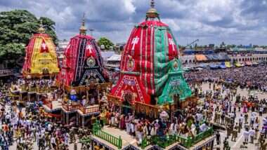 Ratha Yatra (Puri): పూరి జగన్నాథ రథయాత్రకు సుప్రీంకోర్టు అనుమతి, జగన్నాథుడు రేపు బయటకు రాకుంటే 12 ఏళ్లు యాత్రకు దూరం అవుతాడని కోర్టుకు తెలిపిన సొలిసిటర్ జనరల్ తుషార్ మెహతా