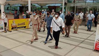 Tollywood Team to Meet AP CM: విజయవాడ చేరుకున్న టాలీవుడ్ సినీ ప్రముఖులు, ఏపీ సీఎం వైయస్ జగన్తో మరి కాసేపట్లో భేటీ