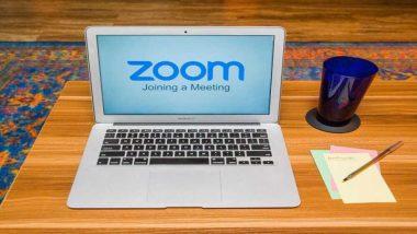 ZOOM Cloud Meetings: జూమ్ కొత్త వెర్షన్ వాడాలంటే డబ్బులు చెల్లించాలి, ఎఫ్బీఐ అధికారులతో పనిచేయనున్న జూమ్ సంస్థ, జూమ్ సీఈఓ ఎరిక్ యాన్ వెల్లడి