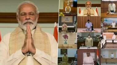 India-China Face-Off: శాంతిని కోరుకుంటున్నాం, సరైన సమయంలో ప్రతి దాడి తప్పదు, చైనాకు ప్రధాని నరేంద్ర మోదీ హెచ్చరిక, అమర వీరులకు నివాళి అర్పించిన ప్రధాని