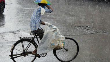 Rains In Telugu States: తెలుగు రాష్ట్రాలను ముంచెత్తిన వానలు, ఉపరితల ద్రోణికి నైరుతి రుతుపవనాలు తోడు, రానున్న రెండు రోజుల పాటు కుండపోత వర్షాలు కురిసే అవకాశం