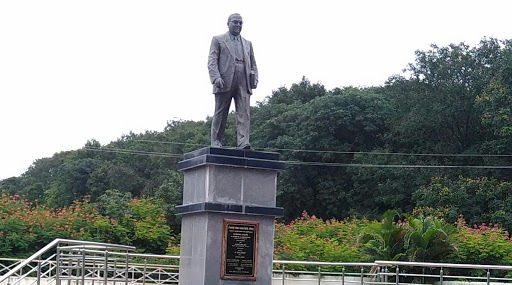 125 Feet Ambedkar Statue: ఏపీలో 125 అడుగుల బి.ఆర్. అంబేడ్కర్ విగ్రహం, విజయవాడ నడిబొడ్డున స్వరాజ్య మైదానంలో విగ్రహం ఏర్పాటు, ఈ నెల 8న ప్రారంభించనున్న ఏపీ సీఎం