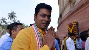 Tripura CM Biplab Kumar Deb: పంజాబీలకు బలం ఉంది కాని బుద్ది లేదు, వ్యాఖ్యలపై క్షమాపణ కోరిన త్రిపుర సీఎం, ఏ ఒక్కరినీ బాధపెట్టడం తన ఉద్దేశం కాదంటూ వివరణ