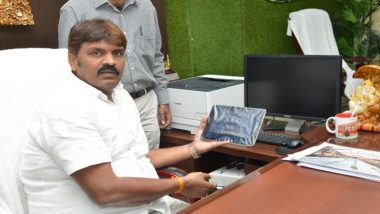 Hyderabad Mayor: హైదరాబాద్ మేయర్ బొంతు రామ్మోహన్కు సోకిన కరోనావైరస్, లక్షణాలు బయటపడకపోయినా పాజిటివ్గా నిర్ధారణ