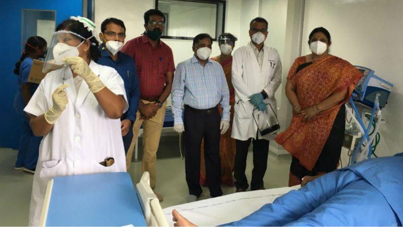 Corona Vaccine Trials in NIMS: కరోనా వ్యాక్సిన్లో ముందడుగు, హైదరాబాద్లో నిమ్స్లో మానవులపై తొలి ప్రయోగం, 28 రోజుల పాటు వైద్యుల పర్యవేక్షణలో డోస్ తీసుకున్న వ్యక్తి