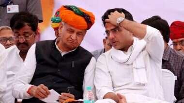 Rajasthan Political Crisis: సచిన్ పైలట్పై విరుచుకుపడిన రాజస్థాన్ సీఎం అశోక్ గెహ్లాట్, హైకోర్టులో కొనసాగుతున్న విచారణ, పైలట్ అనర్హతపై కోర్టు జోక్యం చేసుకోలేదని తెలిపిన న్యాయవాది అభిషేక్ మనూ సంఘ్వి