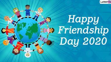 International Friendship Day Wishes: అంతర్జాతీయ స్నేహితుల దినోత్సవం,స్నేహితులకు పంపే ఫన్నీ సూక్తులు, అద్భుతమైన కొటేషన్లు మీకోసం. స్నేహితుల దినోత్సవం విలువను తెలియజేసే అద్భుతమైన ఈ సూక్తులను ఓ సారి తప్పక చదవండి